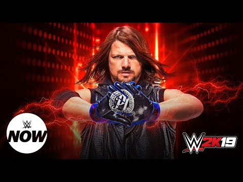 AJ Styles named cover Superstar for WWE 2K19: WWE Now