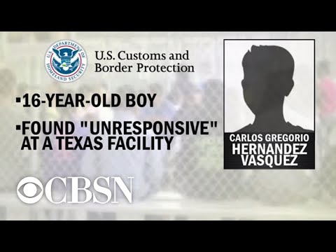 New details on Guatemalan migrant teen who died in U.S. custody