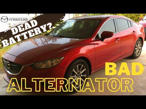 Mazda Alternator Replacement 2015 Mazda 6 – How to Remove and Install Alternator (2013-2020 Mazda 6)