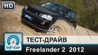 Land Rover Freelander 2 2013 Videos