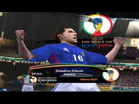 R tro france vs s n gal fifa coupe du monde 2002 ps2 - Equipe de france coupe du monde 2002 ...