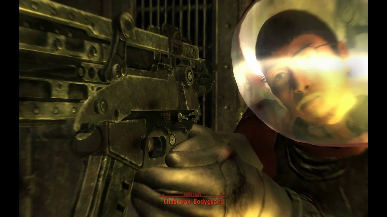 Fallout New Vegas The Tops