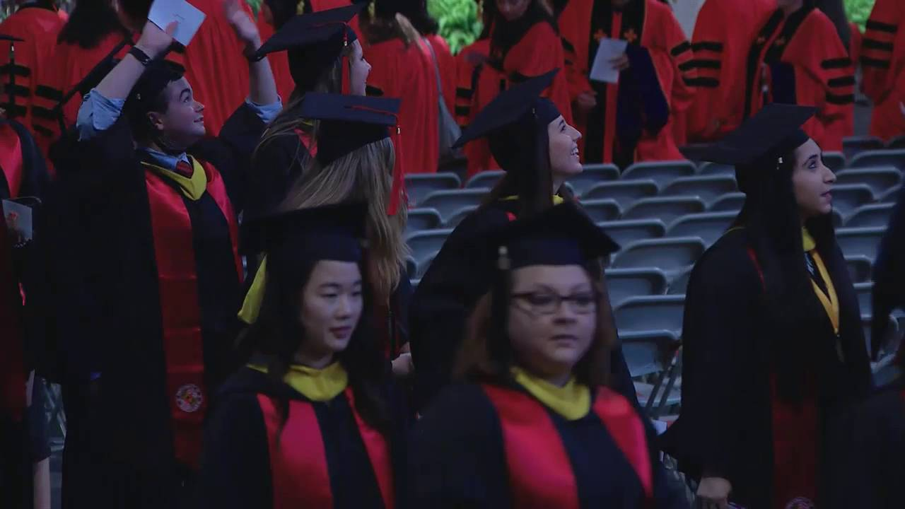 CMNS Commencement Ceremony Spring 2016 - YouTube