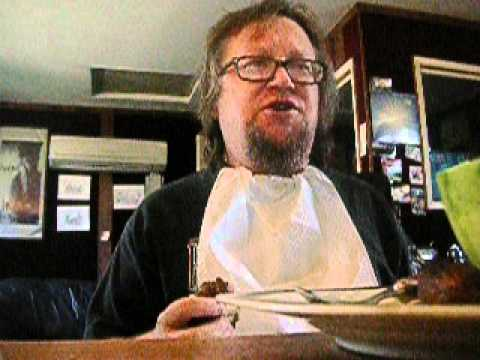 I Eat With Gusto, Damn You Bet!  Robbie Rist