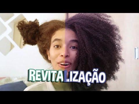 REVITALIZAÇÃO PARA CABELOS CRESPOS NA ÍNTEGRA