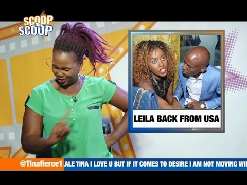 ScoopOnScoop: Leila Kayondo Returns from Exile, Speaks out On SK. Mbuga's Wedding