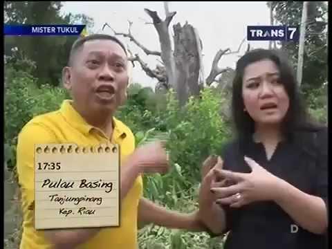 Mister Tukul Jalan Jalan 7 November 2015 -  Misteri Pulau Bertuah, Tanjung Pinang bag.1