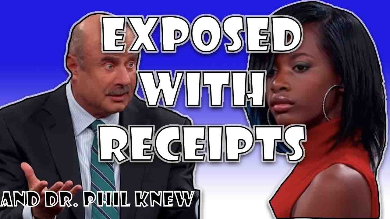 PROOF: Transracial Teen on Dr Phil Is a Hoax - Truth about Treasure Richards and her sister