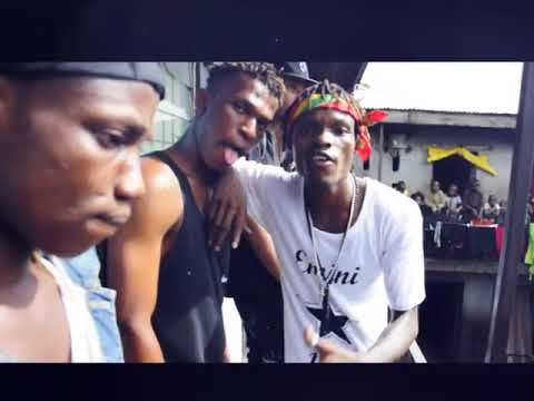 Behind the scenes-1Milli Omo alhaji street version