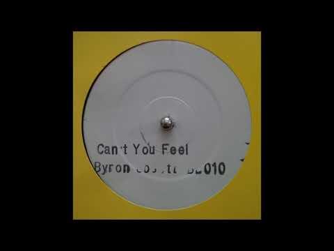 Byron Josett Can't You Feel Mix 1_BL010