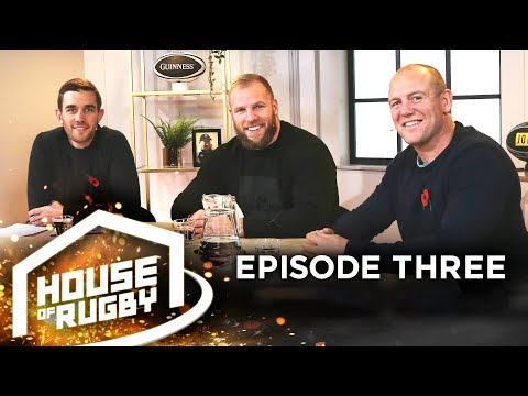 James Haskell & Mike Tindall on England's WhatsApp group and Ireland's failings | House of Rugby Ep3