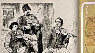Old Romanian &quotLAUTARI&quot Music from North Moldavia - Hora pe hang, Sarba pe hang si ...