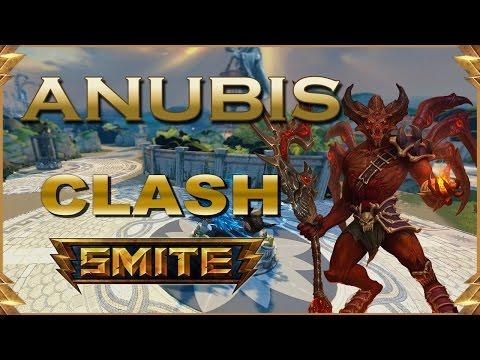 SMITE! Anubis, Esto mola pero no hace daño :S! Clash #40