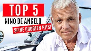 Die Top Hits von Nino de Angelo 😍 Mit Jenseits von Eden ❤️ Solange mein Herz noch schlägt