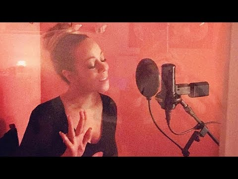 Mariah Carey - In The Recording Studio 2018! (Compilation)