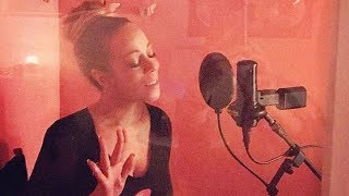 Baixar Mariah Carey - In The Recording Studio 2018! (Compilation)