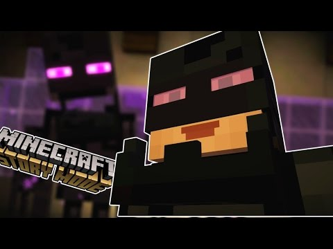 ESCAPING THE END   Minecraft Story Mode Ep. 3 Part 3