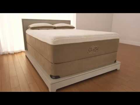 tempurpedic p supreme box breeze pedic tempur flex mattress spring bed