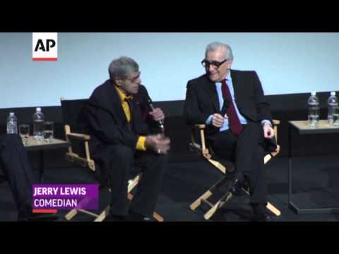 Jerry Lewis Makes