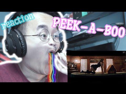 (Reaction) Cảm xúc khi lần đầu xem MV Peek-a-boo Red Velvet| Ô Kìa Hiệp