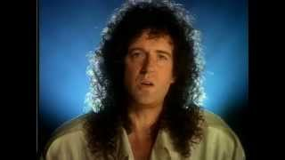 Brian May - Too much love will kill you. [with lyrics]
