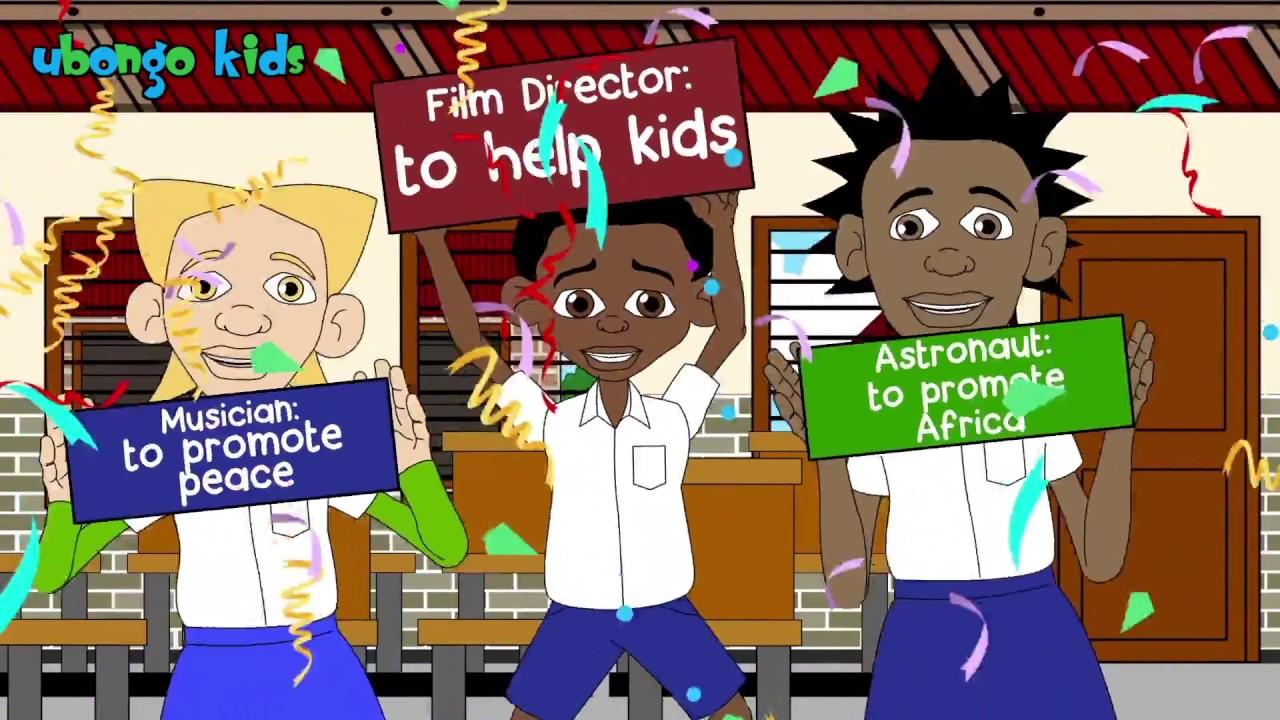 For Our Children: Live Life With Purpose by Ubongo Kids