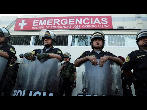 ÚLTIMA HORA |  Exmandatario peruano Alan García en estado de coma