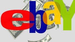 США. EBAY - Как американцы зарабатывают на EBAY. МОИ ПРОДАЖИ.(, 2015-12-12T04:48:20.000Z)