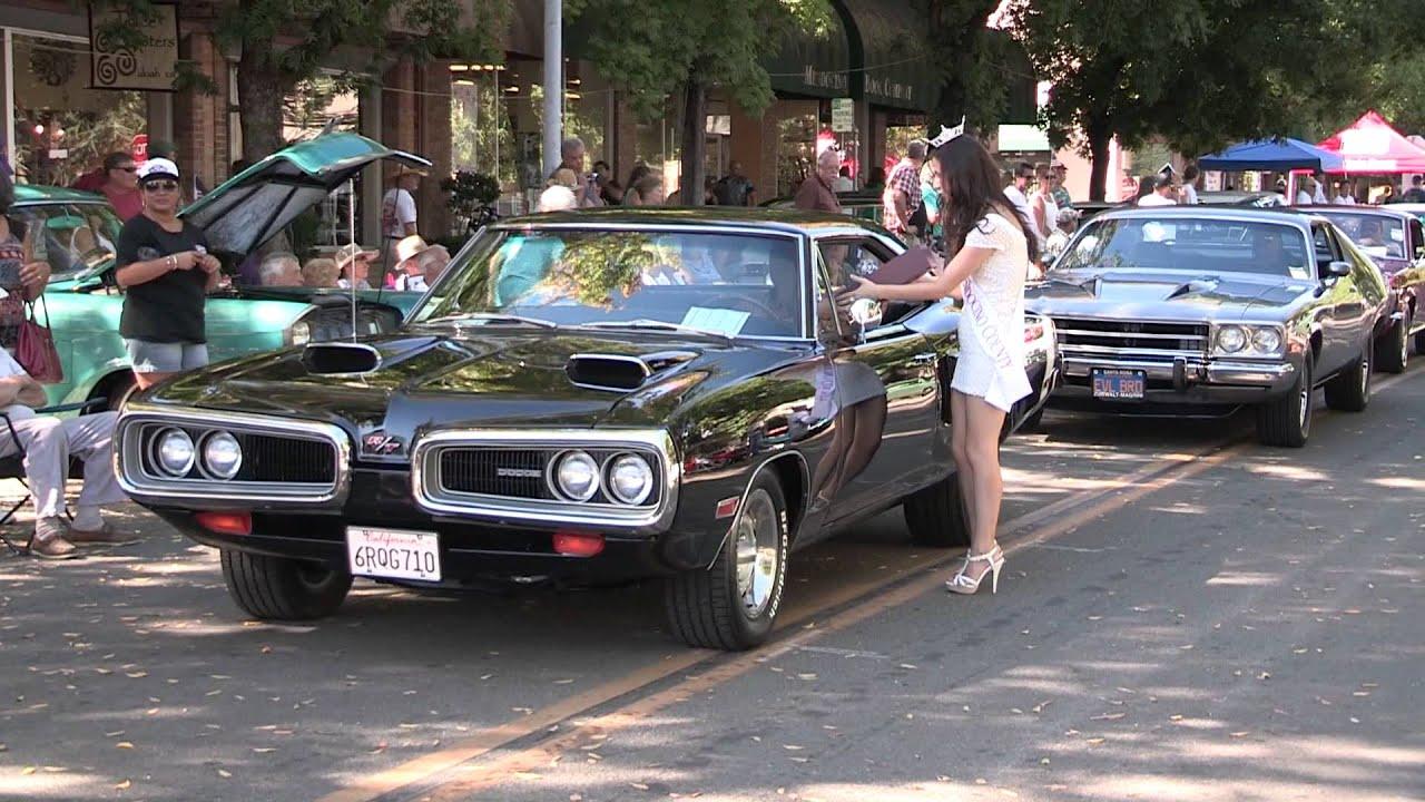 The Fabulous Flashback Car Show Ukiah California YouTube - California car shows