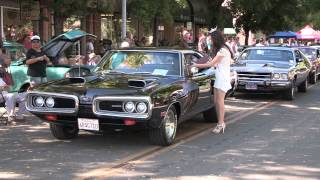 The Fabulous Flashback Car Show 2012 Ukiah California