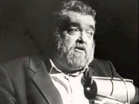 Hörspielaufzeichnung: Helmut Qualtinger in Bösendorfer von Ferenc Karinthy