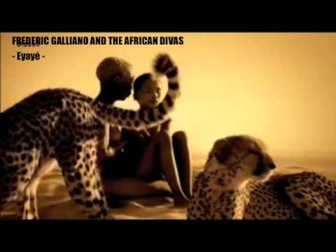 FREDERIC GALLIANO And THE AFRICAN DIVAS - Eyayé
