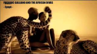 FREDERIC GALLIANO And THE AFRICAN DIVAS - Eyayé