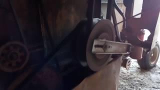 Wariator - przekładnia bez stopniowa Bizon ZO56