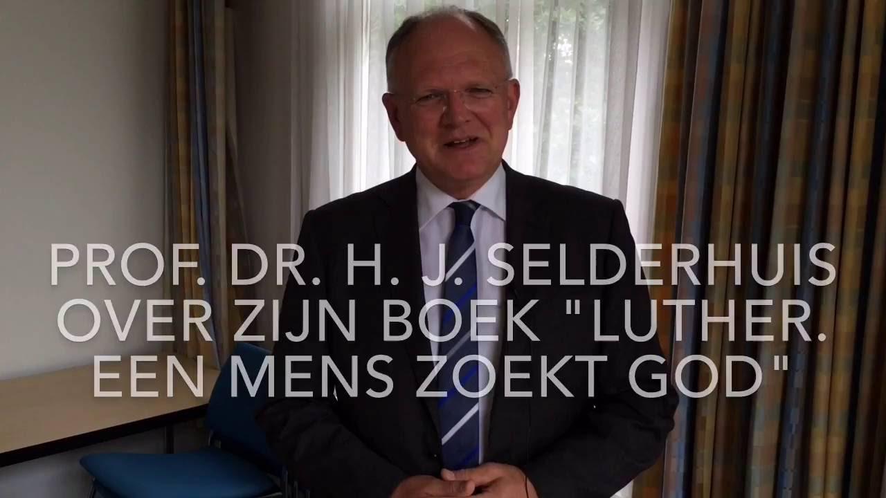 Gorden Zoekt God.Selderhuis Over Biografie Luther Een Mens Zoekt God