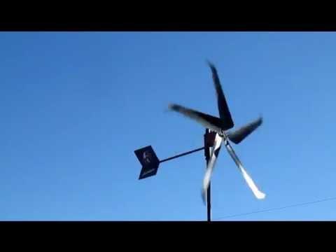 Residential Home Wind Turbine