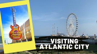 Visiting Atlantic City with Kids - Hard Rock Hotel Atlantic City, New Jersey