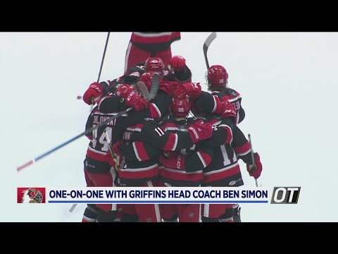 One-on-one With Griffins Head Coach Ben Simon