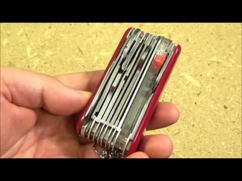 Evolution S54 Tool Chest Swiss Knife Multitool Monday