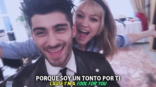 "🎤🎧💞 ZAYN - ""Fool For You"" // Traducida al Español + Lyrics // [Music Video] HD 🎹🎸💘"