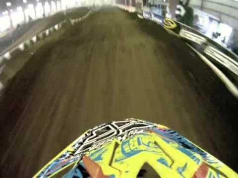 Nick Monti Helmet Cam