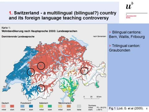 The Bilingual Matura in Switzerland