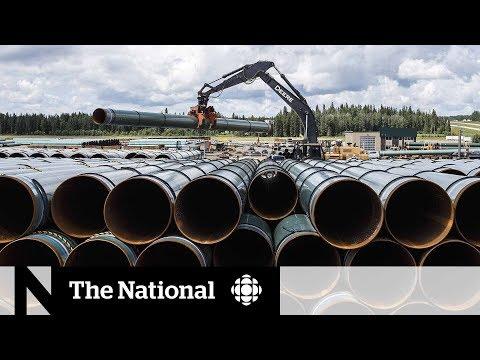 Politics Of Pipelines In Battleground British Columbia