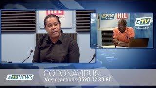 ÉDITION SPÉCIALE CORONAVIRUS - 01 AVRIL 2020 - PARTIE 2 - Tony MORVAN