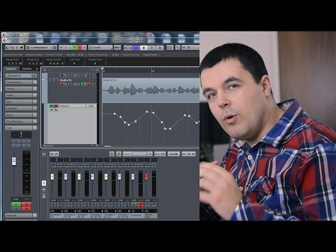 Cubase - Pro Audio Engineer's Opinion and Hints
