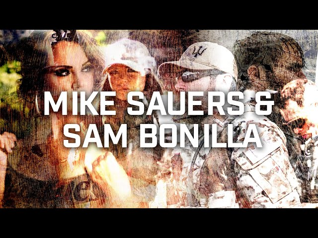Mike Sauers and Sam Bonilla: A Marine and a Navy SEAL walk into a dive bar