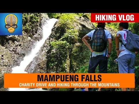 Charity and trek to Mampueng Falls
