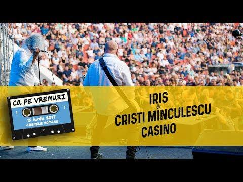 Iris & Cristi Minculescu- Casino (live @ Ca pe vremuri)