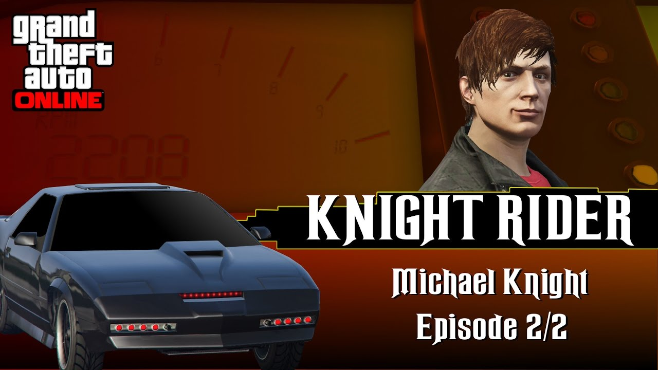 Download KNIGHT RIDER Episode 2 - Michael Knight Teil 2 (PS4 GTA 5 Serie)