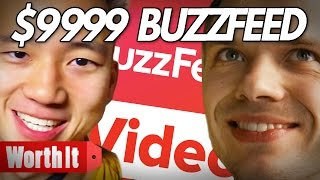 $3 BuzzFeed Vs. $9999 BuzzFeed